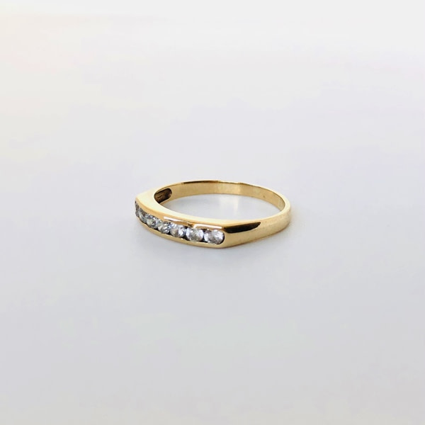 gouden ring eternity