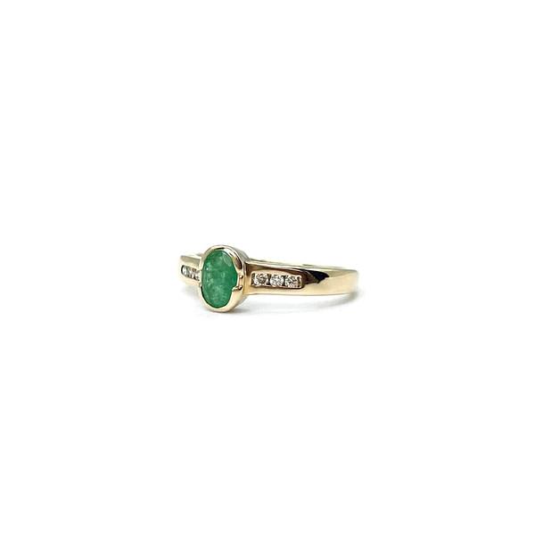 vintage_ring_smaragd_diamant_gouden_ring