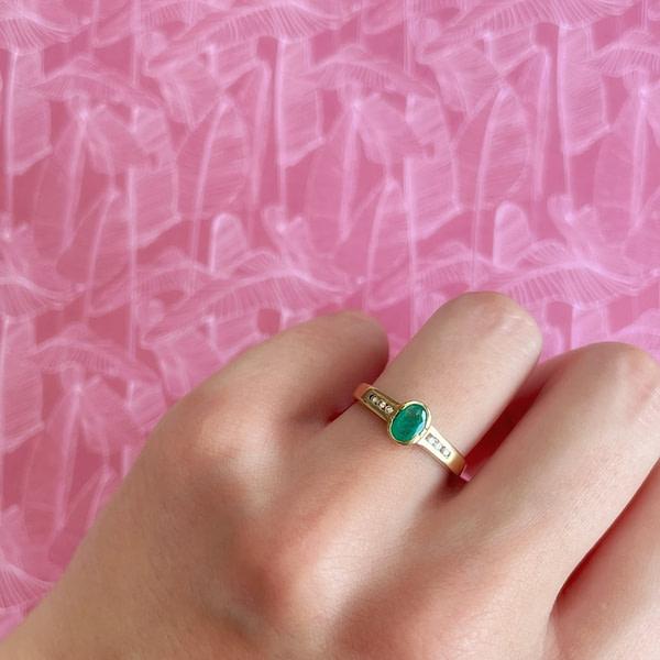 smaragd_ring_vintage_goud_diamanten